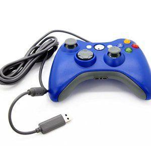 LUFA Jeux Accessoires Wired jeu Slim Pad contrôleur joypad Pour Microsoft Xbox 360