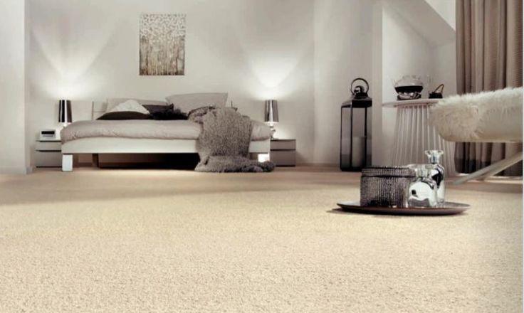 Teppichboden im Schlafzimmer