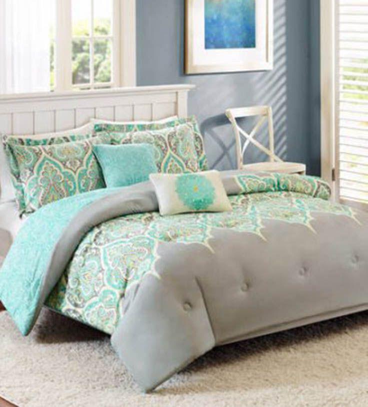 Better Homes And Gardens Kashmir 5 Piece Bedding Comforter Set Gardens Home And Walmart