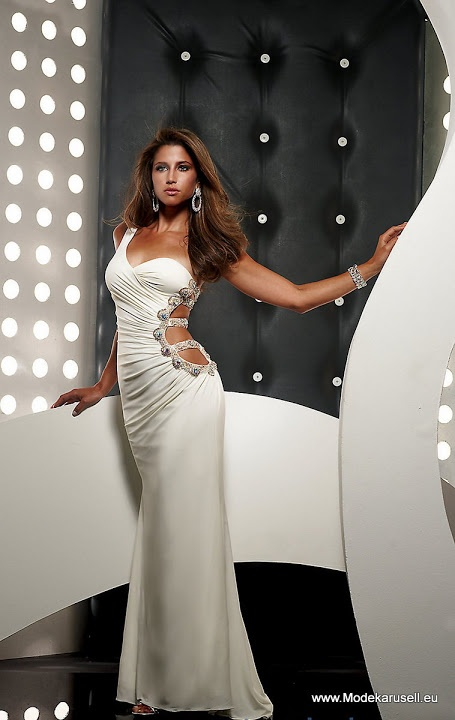 Sexy Diana Exklusives Abendkleid  www.modekarusell.eu