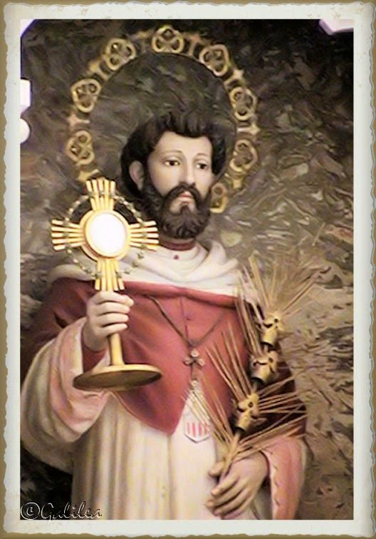 Santa María, Madre de Dios y Madre nuestra: San Ramón Nonato, 31 de agosto