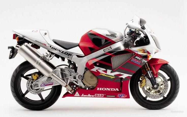Honda VTR 1000 RC51 SP2 2004