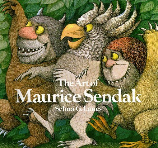 The Art of Maurice Sendak de Selma Lanes http://www.amazon.fr/dp/0810980630/ref=cm_sw_r_pi_dp_K6f-ub1VNE1QM