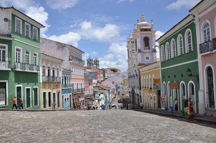 Pelourinho, Brazília