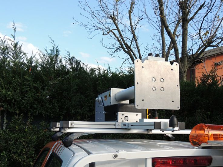 Our @Susan Canary&Go #surveying pole