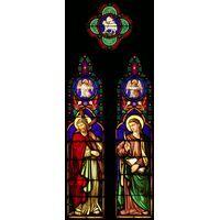 Christ and John of Patmos
