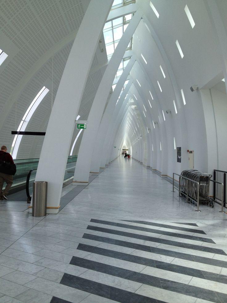 Copenhagen International Airport in Denmark, originally called Kastrup Airport, is busiest international airport in Scandinavia