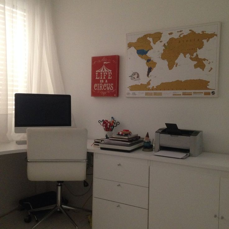 Home office ;)