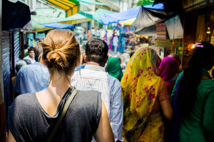 How to get the most out of your first time in India, India as a woman | Kathi Kamleitner, Travelettes.net