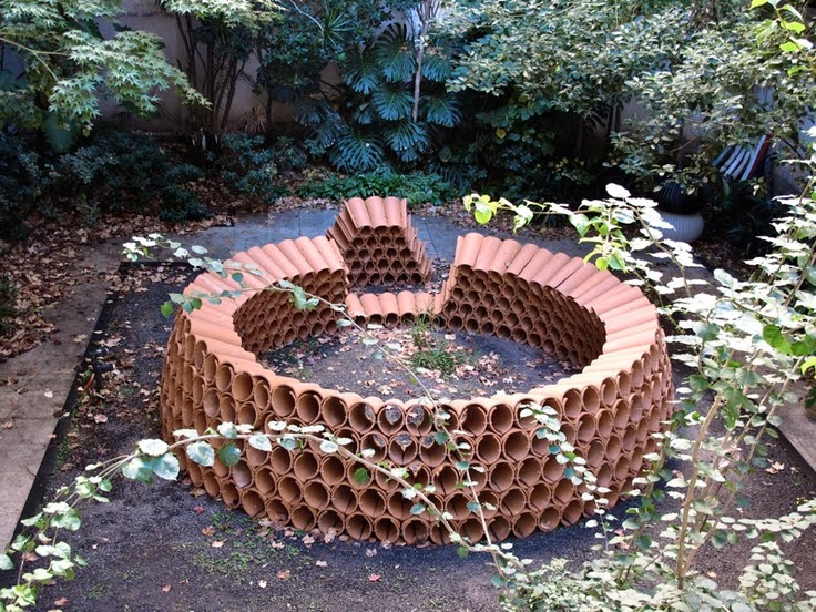 cool garden structure