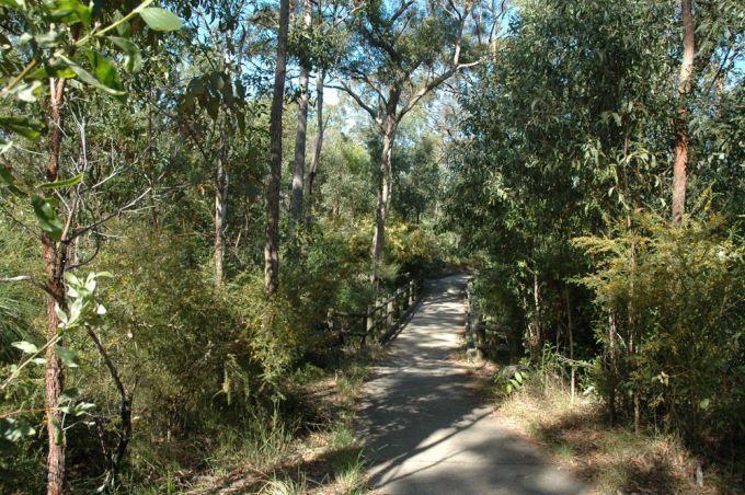 Raven St Reserve Walk 815 Rode Rd Chermside