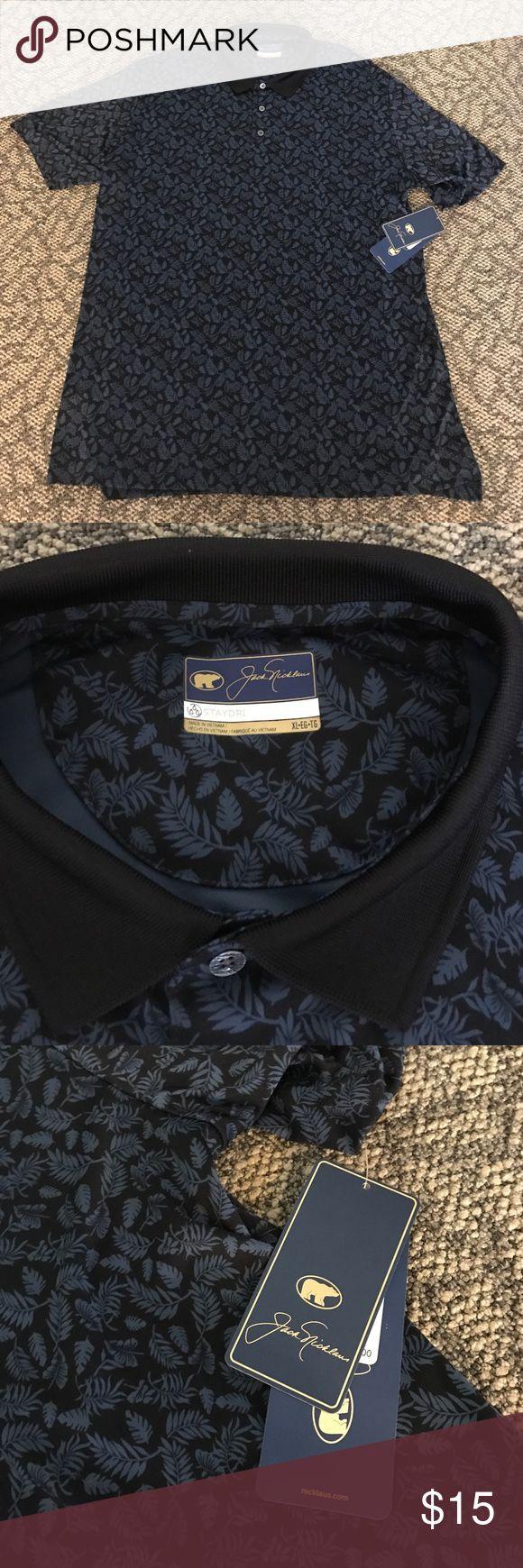 Jack Nicklaus Stay Dri Size XL Golf Polo Shirt Jack Nicklaus stay dri golf polo shirt size XL. New jack nicklaus Shirts Polos