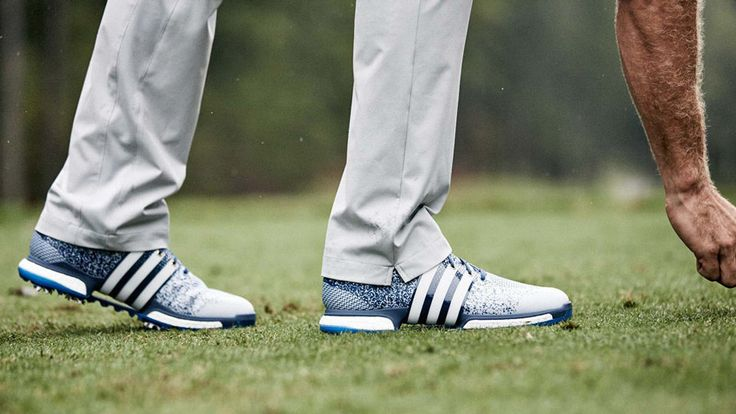 First Look: Adidas TOUR360 Prime Boost Golf Shoes