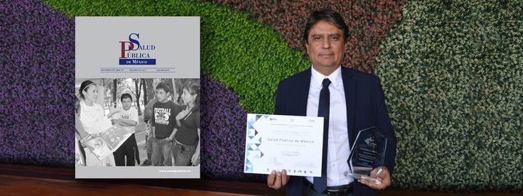 Premian a la mejor revista científica de México