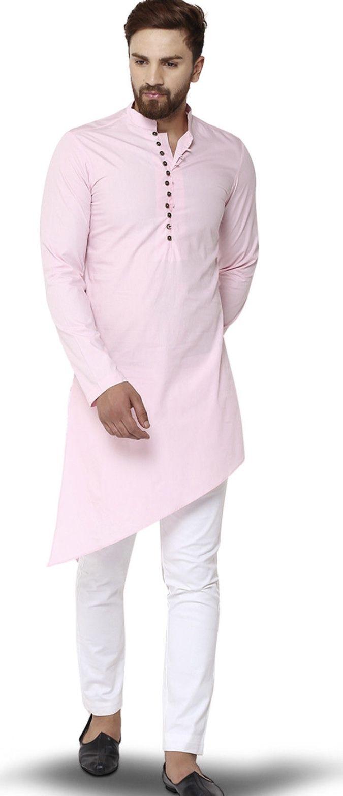 Pink Kurta