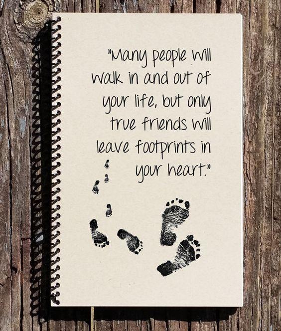 Vriendschap vriendschap Gifts Journal door CulturalBindings