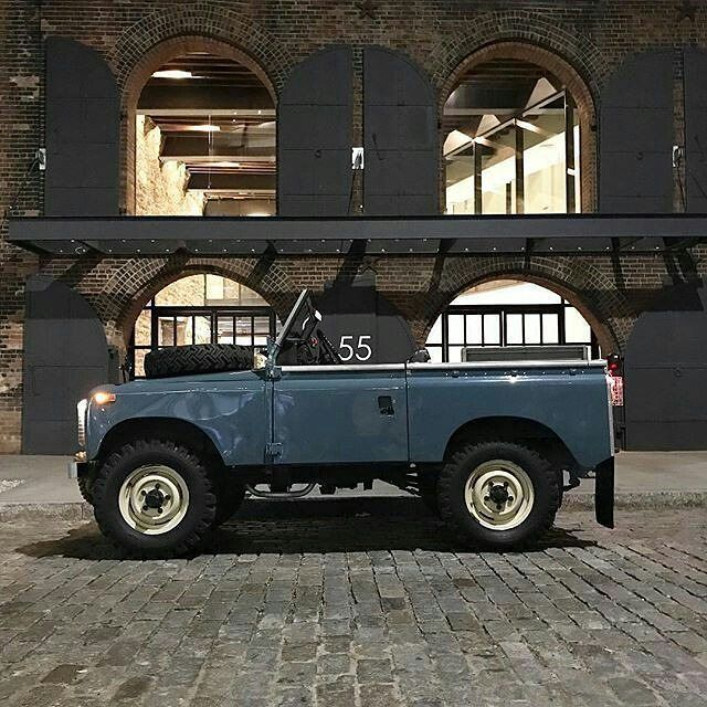 17 Best Ideas About Land Rover Series 3 On Pinterest