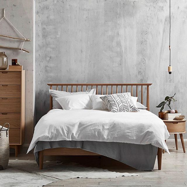 Our 72 Hour Furniture Stock Clearance Starts Now Get Shopping For Big Savings On Furniture F Spindle Bed Scandanavian Living Room Scandinavian Bed Frames