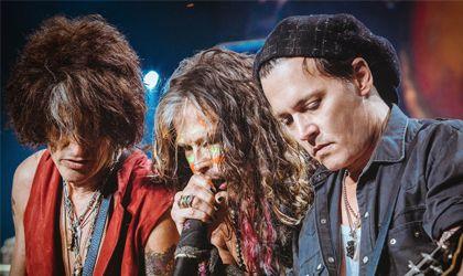 Hollywood Vampires, la aventura musical de Alice Cooper, el actor Johnny Deep y el guitarrista de Aerosmith Joe Perry.