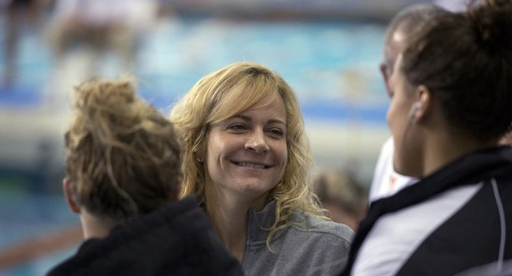 UT's Carol Capitani to lead U.S. women's swimming at Duel in the Pool