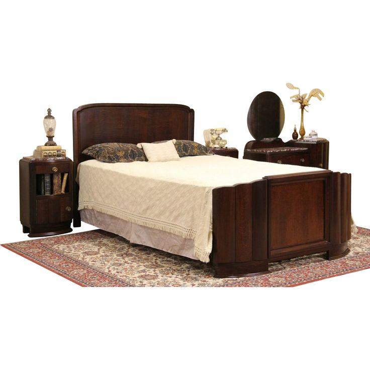 Stunning Art Deco Bedroom Set Images Room Design Ideas