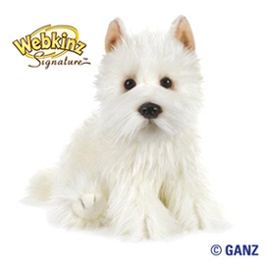 Webkinz Signature West Highland Terrier $24.95