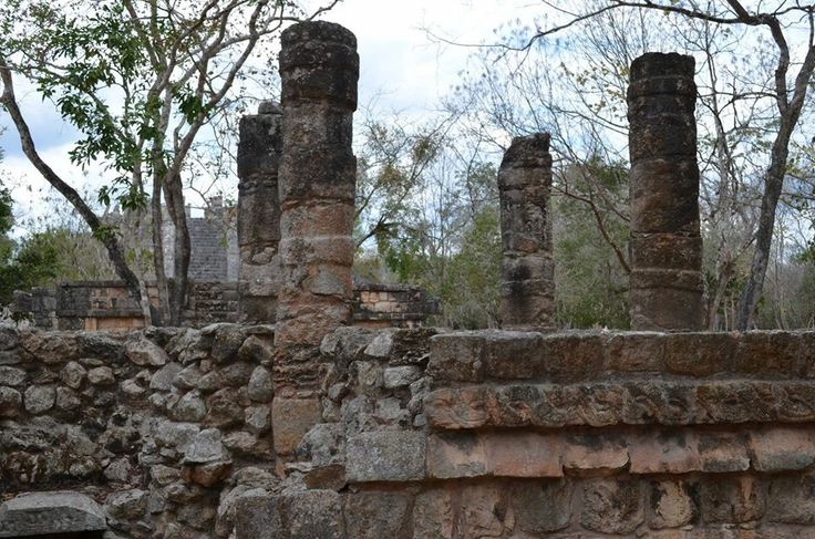 Chichén-Itzá, Cancún, MX