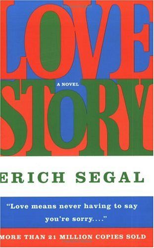 Love Story erichsegal love story book my first love story and most