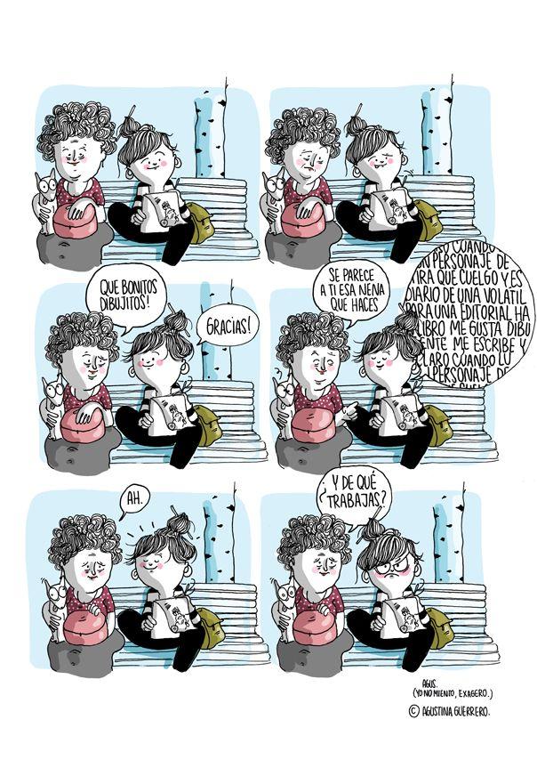 Agustina Guerrero - Dibujante
