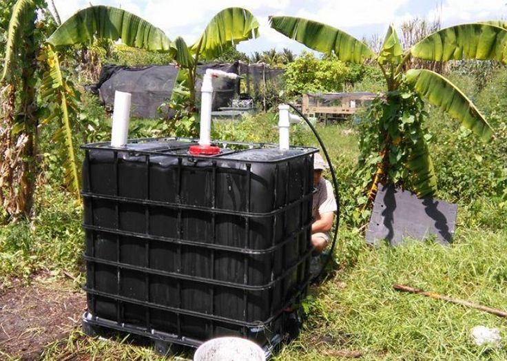 How To Make Your Own Natural Gas At Home With A BioDigester.  Check out the very informational video!