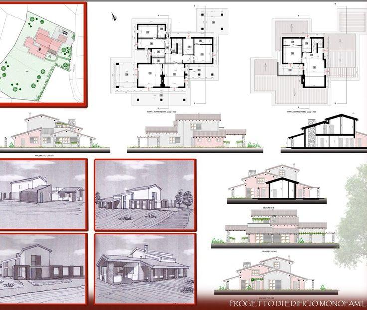 Impaginazione architettura cerca con google progetti for Disegnare progetti