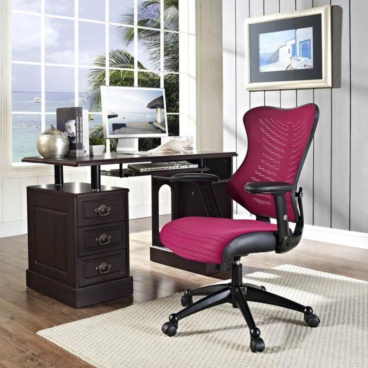 pu seat mesh back u0026 leather with wood desk u0026 chair office set