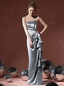 Social Bridesmaids Style 8100 #gray #bridesmaid #dress
