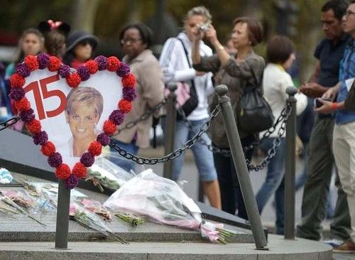 15th anniversary of Princess Diana's death - Princess Diana Photo (32025232) - Fanpop