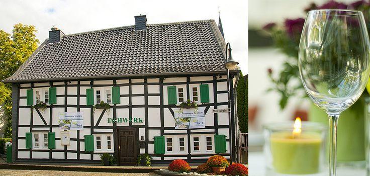 Willkommen - Restaurant Landpartie im Fachwerk Hilden