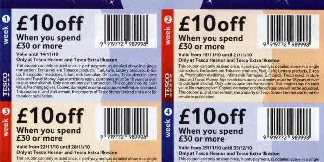 Free food coupons uk