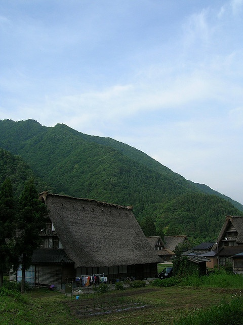 Gokayama #japan #toyama#World heritage