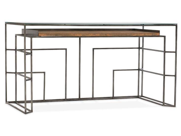 Hooker Furniture Melange Gavin Writing Desk 638-10015-LTBR