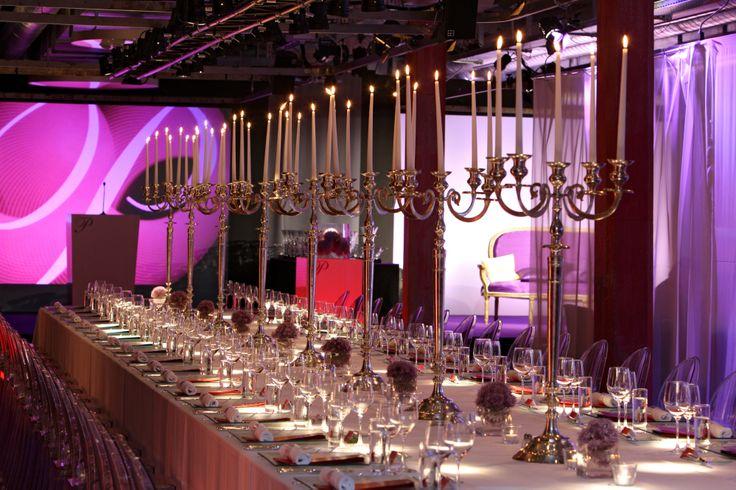 Award-Dinner | Papiersaal Zürich