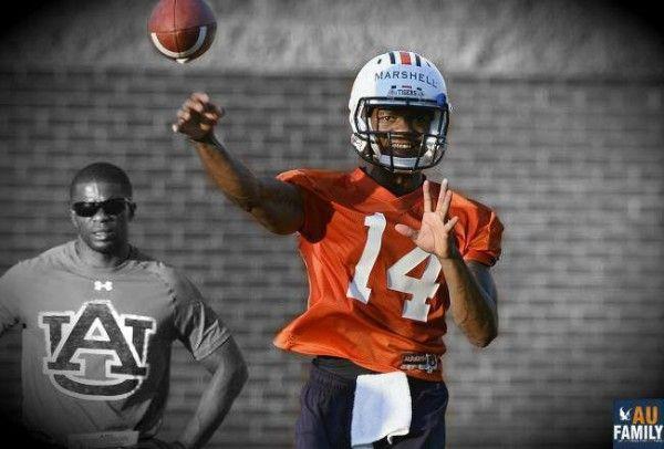 Is Auburn's Nick Marshall the Next Cam Newton? sitename%%
