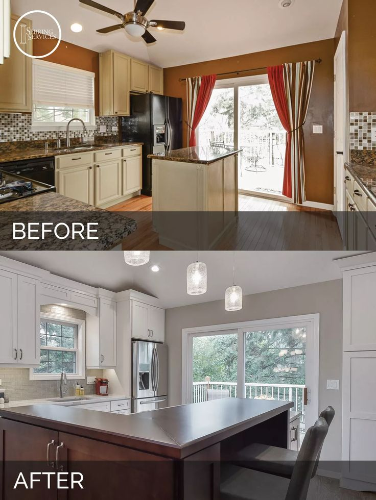 Kitchen Remodeling Ideas Before And After 736 best home facelifts images on pinterest | before after