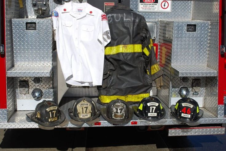 Backdraft Props / Chicago Fire Department