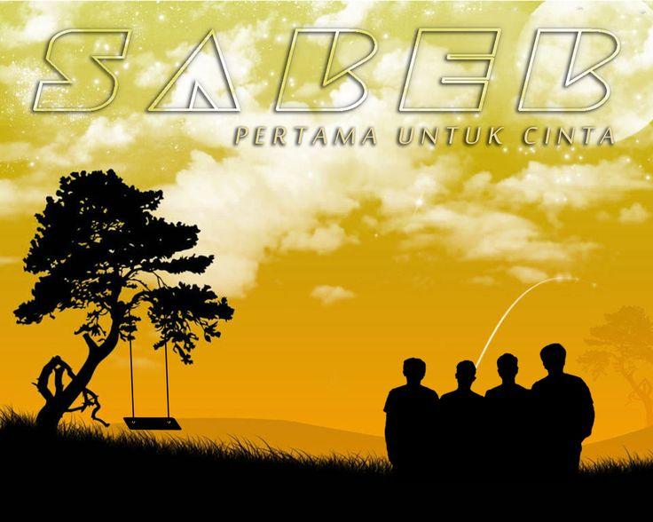 """Cover 1st Mini Album """"PERTAMA UNTUK CINTA"""". SABEB band from Indonesia"""