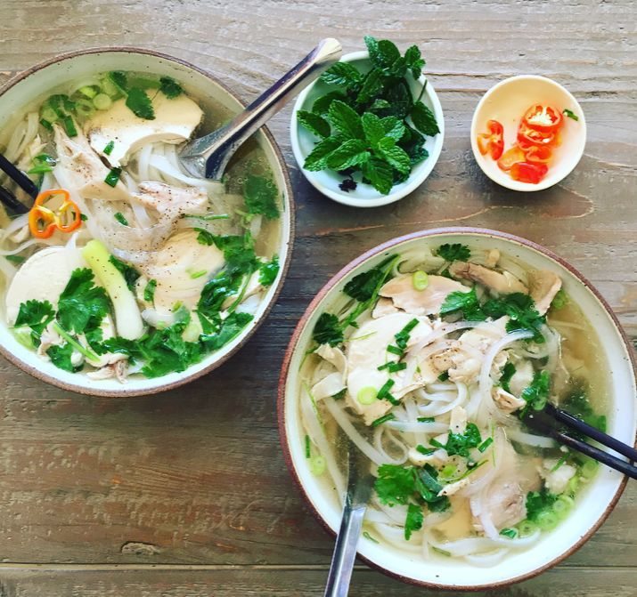 how to cook pho in instant pot
