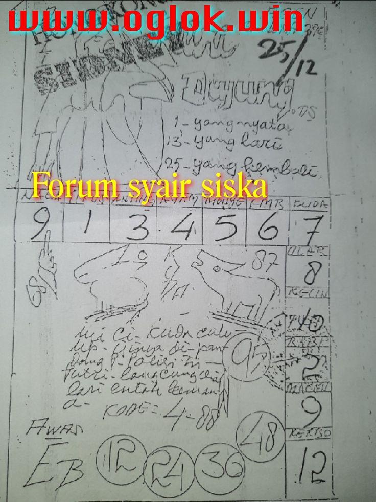♠ Syair opesia hk 11 maret 2021
