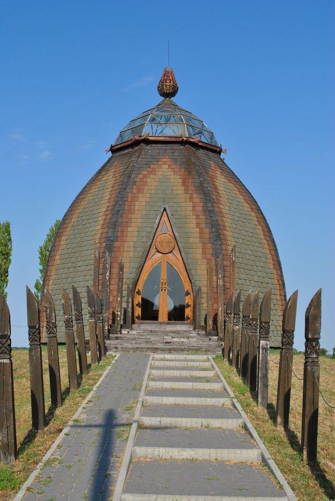 House for Hungarians in the World, Ópusztaszer, National Heritage Park / Ópusztaszer Nemzeti Emlékpark, A világ magyarjainak hajléka