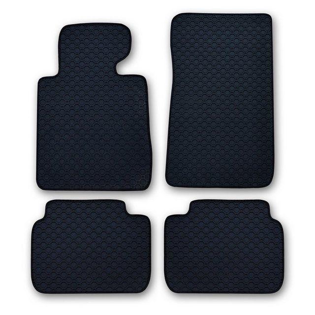 Passform-Fußmatten (4 Stück), Toyota GT86 Coupé, Bj.: 9/12 –