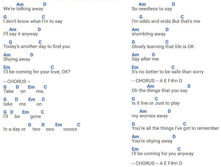 Pin On Lyrics For Guitar