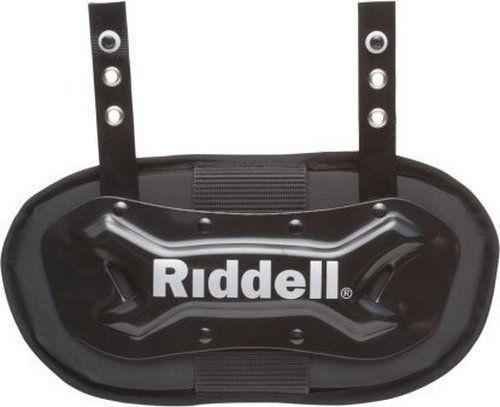 Riddell Protection Varsity Football Lower Back Plate Black NIP #Riddell