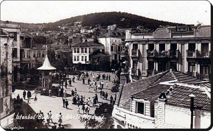 Büyükada - 1950'ler   Big island - Istanbul - Turkey